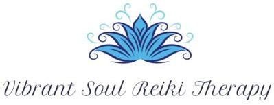 Vibrant Soul Reiki Therapy logo